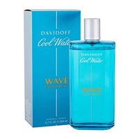 Davidoff cool water wave eau de toilette 200 ml uomo