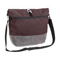 VAUDE tabel borsa a tracolla reversibile | impermeabile, rispetta l'ambiente | uvetta | taglia unica