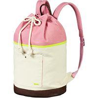 Bench interest gymbag, zaino donna, light pink, taglia unica