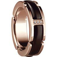 Bering anello donna gioielli Bering ceramic link; 502-39-55