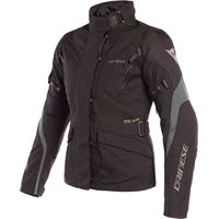 Dainese giacca moto donna touring Dainese tempest 2 lady d-dry nero nero ebano