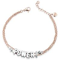 Ops Objects bracciale donna gioielli Ops Objects mesh; Opsbr-581