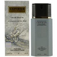 Ted Lapidus lapidus pour homme eau de toilette per uomo 100 ml