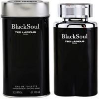 Ted Lapidus black soul eau de toilette per uomo 100 ml