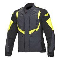 Macna giacca vosges night eye s gray / black / yellow