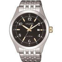Vagary rockwell ib6-615 ib8-615-51 orologio uomo quarzo solo tempo