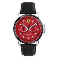 Scuderia Ferrari orologio multifunzione uomo Scuderia Ferrari turbo; Fer0830449