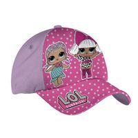 LOL SURPRISE cappello con visiera per bambine