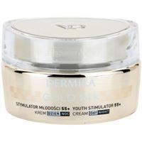 Dermika gold 24k total benefit crema anti-age di lusso 55+ 50 ml