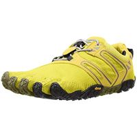 Vibram Fivefingers vibram five fingers v-trail, scarpe da corsa donna, giallo (yellow/black), 36 eu