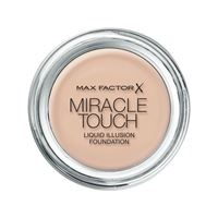 Max Factor miracle touch liquid illusion foundation fondotinta -040 creamy ivory