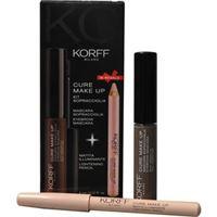 KORFF (DIV. IST. GANASSINI) korff make up mascara sopracciglia 03 + matita illuminante 03 4 ml