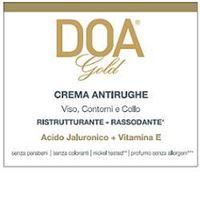 DOAFARM GROUP Srl doa gold crema antirughe 50ml
