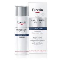 beiersdorf spa eucerin hyaluron-filler texture ricca notte 50ml