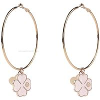 Bliss glittermania 20081453 gioiello donna orecchini bronzo