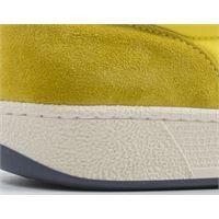 D'ACQUASPARTA sneakers trendy uomo giallo