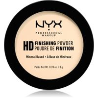 NYX Professional Makeup high definition cipria colore 02 banana 8 g