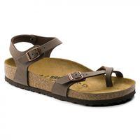 Birkenstock taormina mocca sandalo donna