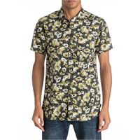 Quiksilver camicia Quiksilver drop out small anthracite