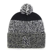 47 Brand berretto 47 Brand static new york yankees navy