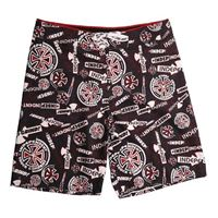 Independent costume Independent ripped boardshort black