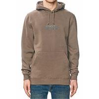 Globe felpa con cappuccio Globe block hoodie bronze