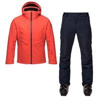 ROSSIGNOL completo sci stade jacket + rapide pants