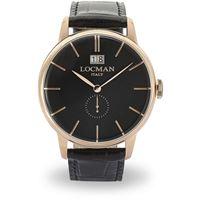 Locman orologio solo tempo uomo Locman 1960 0252v09-rgbkrgpk