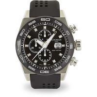 Locman orologio cronografo uomo Locman stealth 0217v1-0kbknks2k