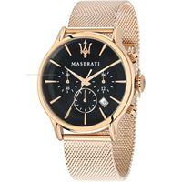 Maserati epoca r8873618005 orologio uomo quarzo cronografo