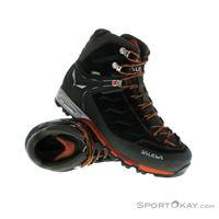 Salewa mtn trainer mid uomo scarpe da escursionismo