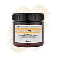 Maschera ristrutturante nourishing naturaltech davines hairbuilding pack, 250 ml