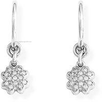 Amen romance oqbz gioiello donna orecchini argento