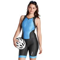 2XU smanicato donna 2XU perform body triathlon