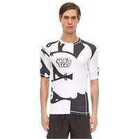OAKLEY X JEFF STAPLE t-shirt staple 1975 rash guard in cotone