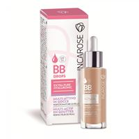 Incarose extra pure hyaluronic bb drops-30 ml (light)