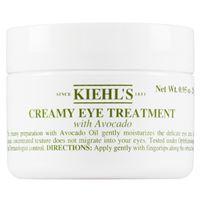Kiehl's - labbra e occhi - creamy eye treatment with avocado 28 ml