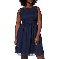 Swing vestito donna, nero (nero 100), xl (taglia produttore: 46)