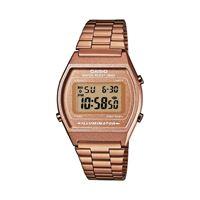Casio orologio casio b640wc-5aef vintage acciaio pvd bronzo