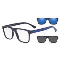Emporio armani 0ea4115 57591w matte dark blue - clear