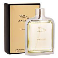 Jaguar classic gold eau de toilette 100 ml uomo