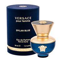 Versace pour femme dylan blue eau de parfum 30 ml donna