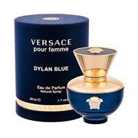 Versace pour femme dylan blue eau de parfum 50 ml donna
