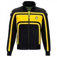 Blauer ht - giubbotto moto tessuto blauer ht easy rider yellow