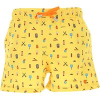 Gallo swimwear in saldo, giallo, polyester, 2019, 2 ( 3-4 years) 3 (5-6 years) 1 (1-2 years)