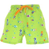 Gallo swimwear in saldo, verde, polyester, 2019, 2 ( 3-4 years) 5 (9-10 years)