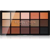 Makeup Revolution reloaded palette di ombretti colore basic mattes 15 x 1,1 g