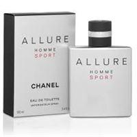 Chanel allure homme sport eau de toilette spray 50 ml uomo 50ml