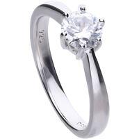 Diamonfire anello donna gioielli Diamonfire carats 61/1487/1/082/165