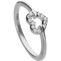 Diamonfire anello donna gioielli Diamonfire classic 61/2077/1/582/170